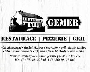 GEMER RESTAURACE a BLUES - CLUB